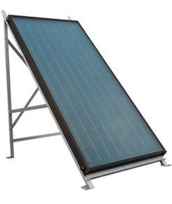 Solar Water Heaters - Flat Plat Collector